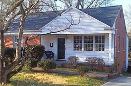 $1225/Month 705 Mills Street Raleigh, NC 27608 MLS: 2052155